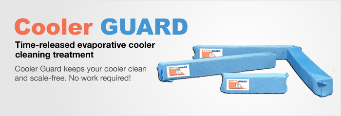 Cooler Guard Header