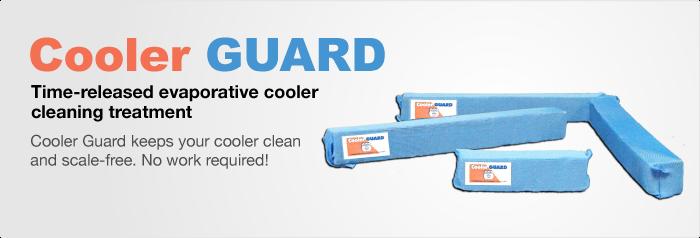 Cooler Guard Header
